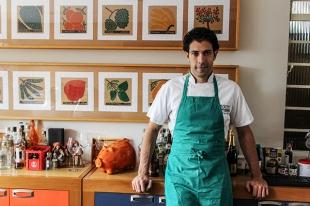 Chef Rodrigo Oliveira