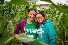 Roselma e Jonalice. Algodão de Jandira-PB