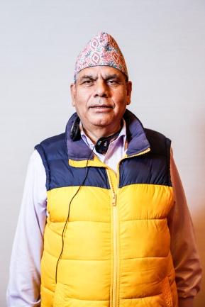 Balram Banskota - Nepal